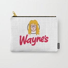 WAYNE'S SINGLE #2 Carry-All Pouch