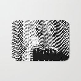 Copy Monster Bath Mat