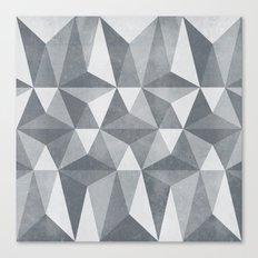 Nordic Combination 33 Canvas Print