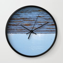 upside down Wall Clock