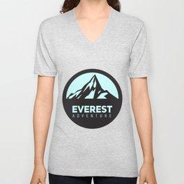 Everest 0002 Unisex V-Neck