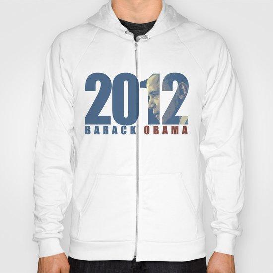 2012 barack Obama Hoody