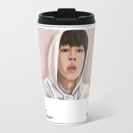 Jimin Photo Travel Mug