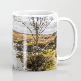 Moorland Falls Coffee Mug