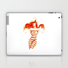 Fiery Water Faery Laptop & iPad Skin