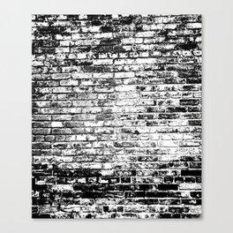 Twilight Zone Brick Canvas Print