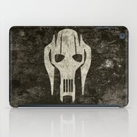 general iPad Cases featuring General Grievous by Some_Designs