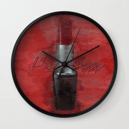 Flawless (I Woke Up Like This) Wall Clock