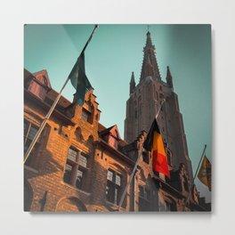 Gruuthusemuseum Metal Print