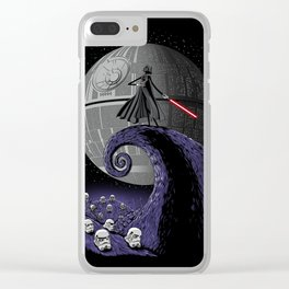 The Nightmare Before Empire Clear iPhone Case