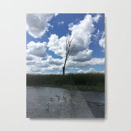 All By Itself Metal Print