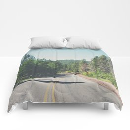 Santa Fe National Forest ... Comforters