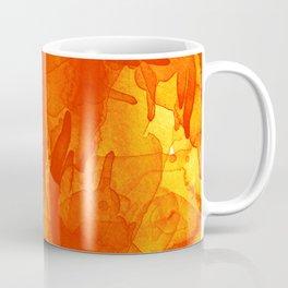 Microcosmos Rojo Coffee Mug