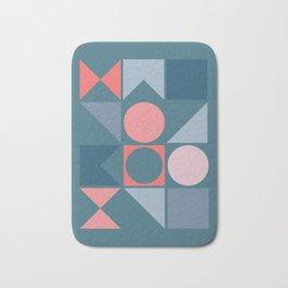 Modern Geometric 24 Bath Mat