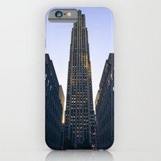 Rockefeller iPhone 6s Slim Case