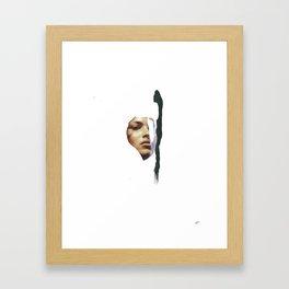 War Paint II Framed Art Print
