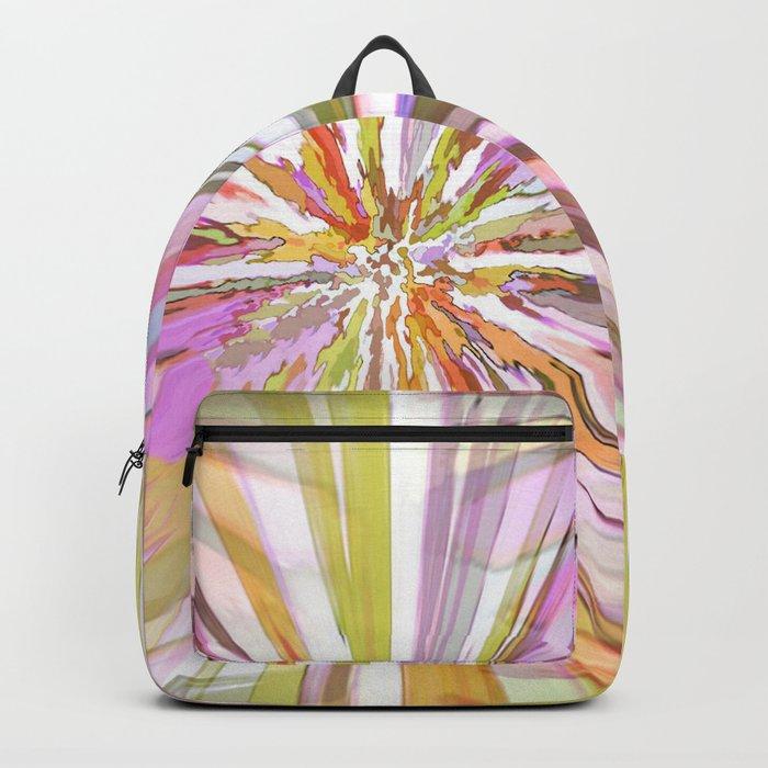 Watercolor Wild Backpack