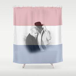 ESC Netherlands 2014 Shower Curtain