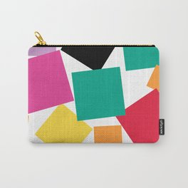 Square Elephant Carry-All Pouch