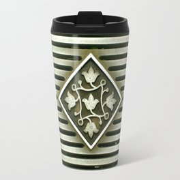 Metal Panel Travel Mug