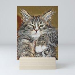 Simon Mini Art Print