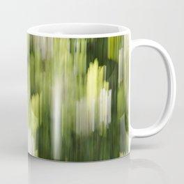 Green Hue Realm Coffee Mug