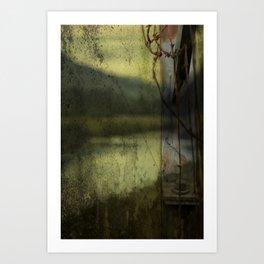 Modern Landscape Art Print