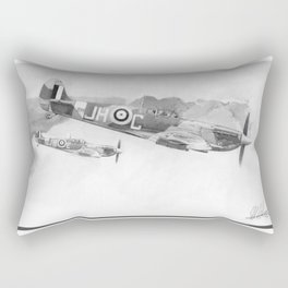 spitfires Rectangular Pillow