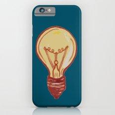 light bulb Slim Case iPhone 6
