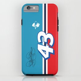 Richard Petty 43 NASCAR iPhone Case