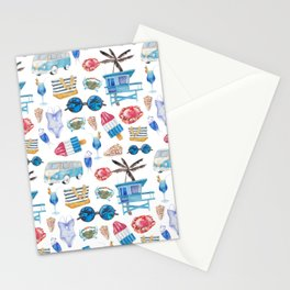 Summer #5 Stationery Cards