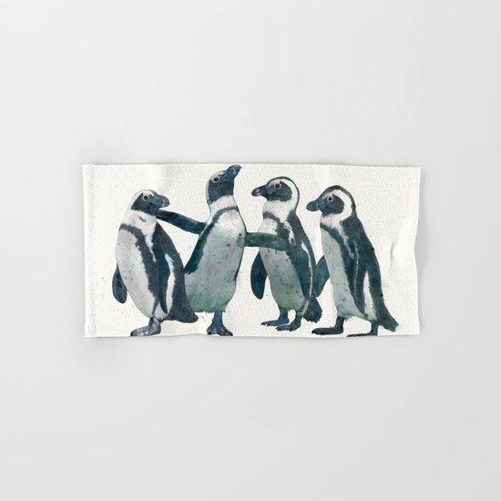 penguin party Hand & Bath Towel