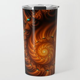 Fractal - She Sells Sea Shells Travel Mug