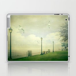 On The Boardwalk Laptop & iPad Skin