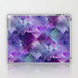 Marbleized Amethyst Laptop & iPad Skin