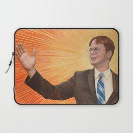 Dwight Schrut The Messiah Laptop Sleeve