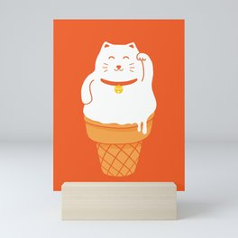 Hi5 Happiness Mini Art Print