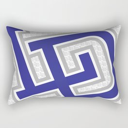 Lobbydrops Insignia Rectangular Pillow