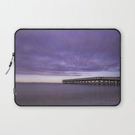 Moody Days of Winter II Laptop Sleeve