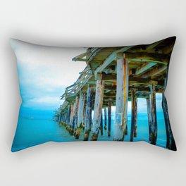 Capitola Pier Rectangular Pillow
