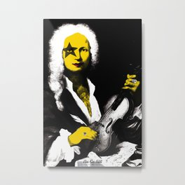 Viva Kiss Valdi Metal Print
