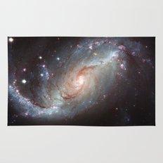 Barred spiral galaxy Rug