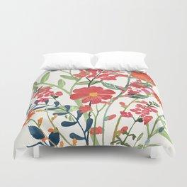 Beautiful Flowers Duvet Cover