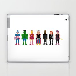 The Pixel A Vengers Laptop & iPad Skin