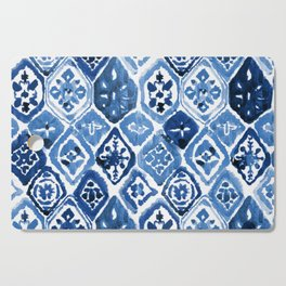 Arabesque tile art Cutting Board