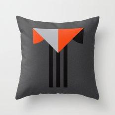 Letter T Throw Pillow