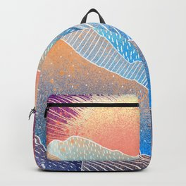 A new dawn awakens Backpack