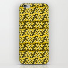 Impossible Trinity iPhone & iPod Skin