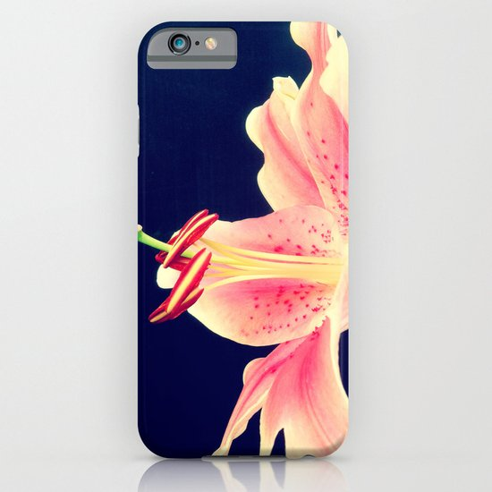 Stargazer Lily - iPhoneography iPhone & iPod Case
