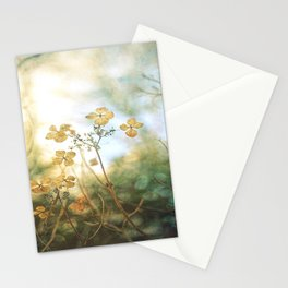 Forest Flowers Stationery Cards